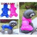Дождевик-комбинезон Dog Baby со светоотражающими полосками