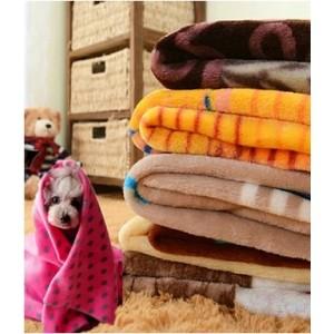 Одеяло меховое для собаки или кошки